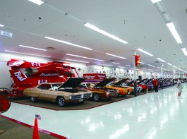 Rick Treworgy`s Muscle Car City Museum