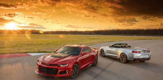 The 2017 Camaro ZL1 is poised to challenge the most advanced performance cars in the world in any measure  Ewith unprecedented levels of technology, refinement, track capability and straight-line acceleration. A cohesive suite of performance technologies tailors ZL1's performance, featuring an updated Magnetic Ride suspension, Performance Traction Management, electronic limited-slip differential, Custom Launch Control and Driver Mode Selector. The ZL1 Convertible's modular underbody bracing provides the same sharp, nimble handling as the coupe, while its fully automatic top can be raised or lowered with a single button while driving up to 30 mph, or lowered remotely with the keyfob.