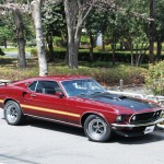 1969y FORD MUSTANG、1969 フォードマスタング