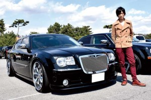 VENU$ さん chrysler 300C