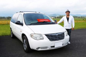 タロウさん CHRYSLER GRAND VOYAGER