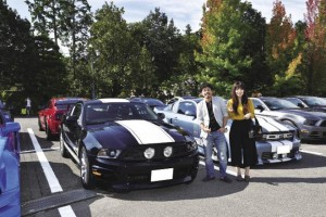 2010 FORD MUSTANG トーマさん