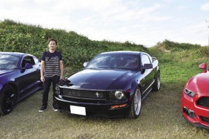 2005 FORD MUSTANG 門内 康さん