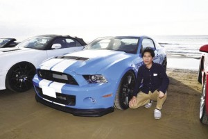 2012 FORD SHELBY GT500 デッキーズさん