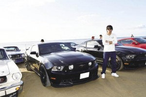 2011 FORD MUSTANG のん☆さん
