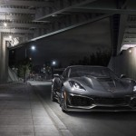 The fastest, most powerful production Corvette ever  Ethe 755-horsepower 2019 ZR1.