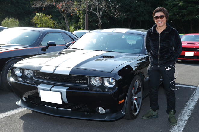 JB24 さん DODGE CHALLENGER SRT392