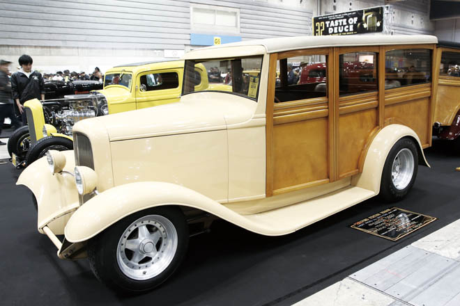 1932 Ford Woodie Station Wagon