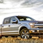 2018 FORD F-150 LARIAT SUPER CREW 4×4 FX4 Off-Road Package