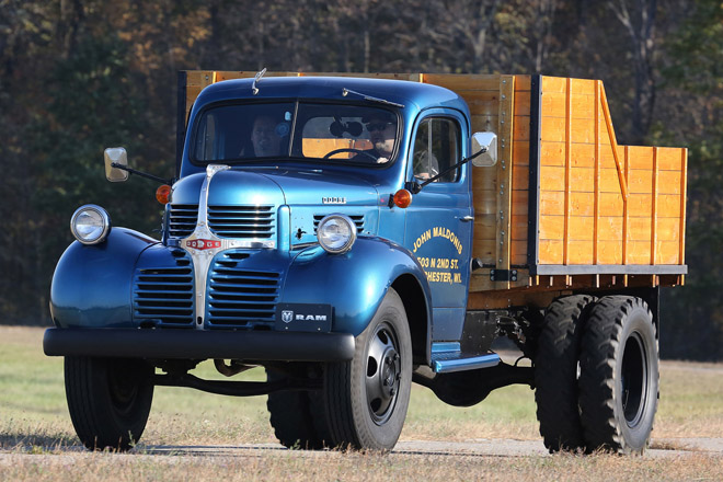 1947 Dodge Stake Bed Truck