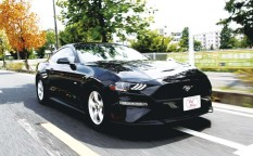 2018y FORD MUSTANG 6MT、フルハウス