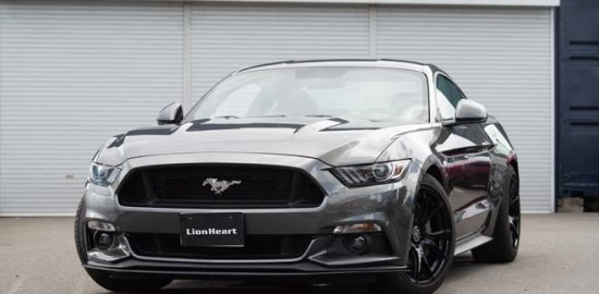 2015y Ford Mustang 50years EDITION、2015年フォードマスタング50周年記念モデル