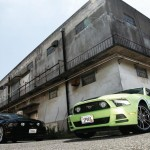 2011 Ford Mustang、2013 Ford Mustang