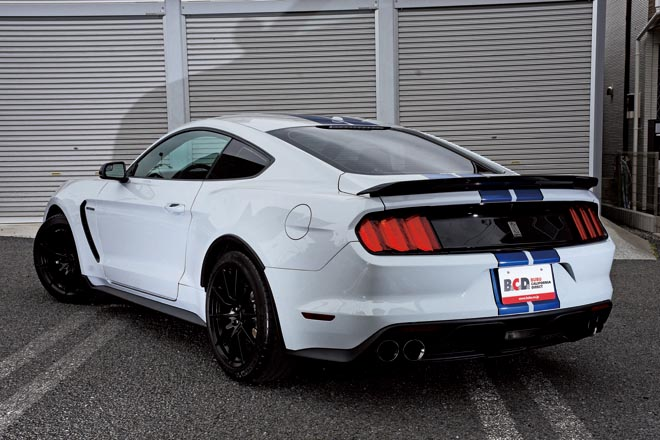 Ford Mustang SHELBY GT350、フォードマスタングシェルビーGT500
