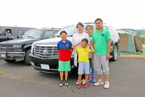 2007 ESCALADE ESV SOLTYさん
