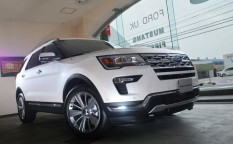 Ford Explorer 2.3-litre Eco Boost 4WD