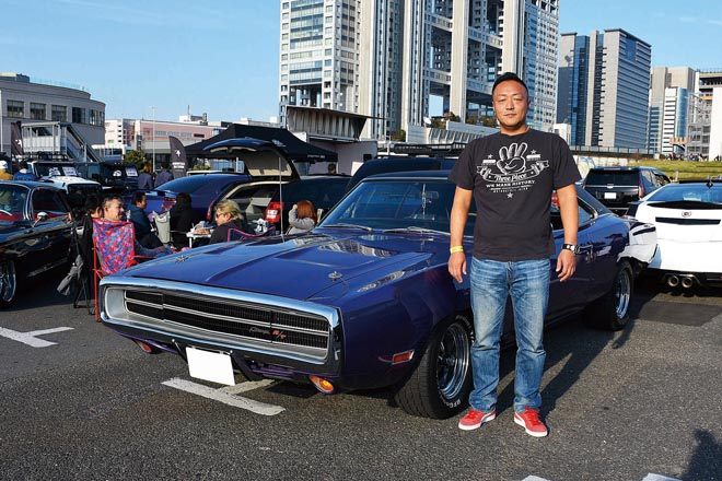The Finest VINTAGE DODGE CHARGER ボン中村さん
