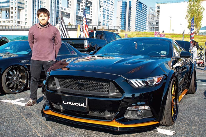 The Finest SPORTS & COUPE FORD MUSTANG あきらさん