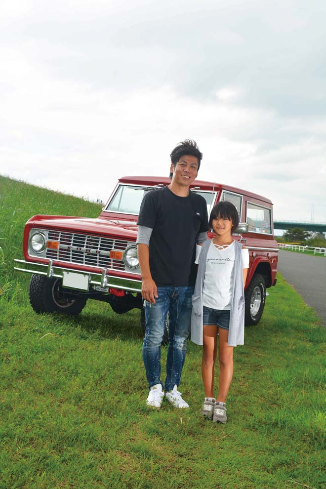 FORD BRONCO、フォードブロンコ