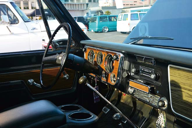 The Finest TRUCK GMC K-10 修己さん