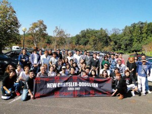NEW CHRYSLER DODGE FAN ALL JAPAN MEETING