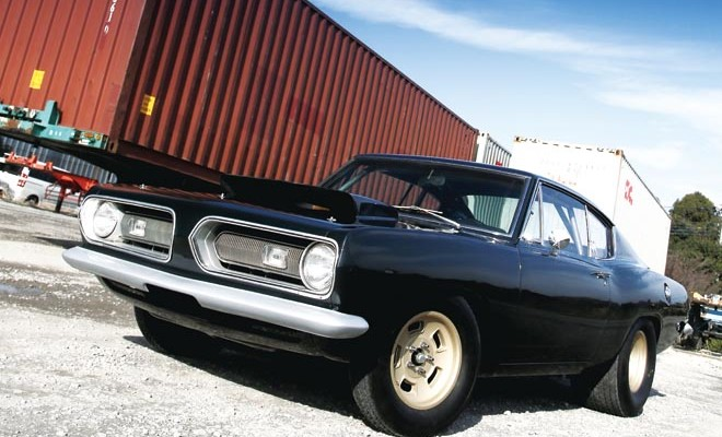 1968 Plymouth Barracuda、1968 プリマスバラクーダ