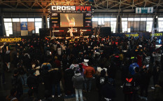 2018 CROSS FIVE JAPAN TOUR FINAL