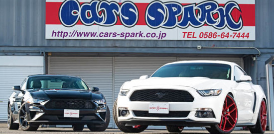 2017y Ford Mustang Eco Boost Premium / 2018y Ford Mustang Eco Boost Premium