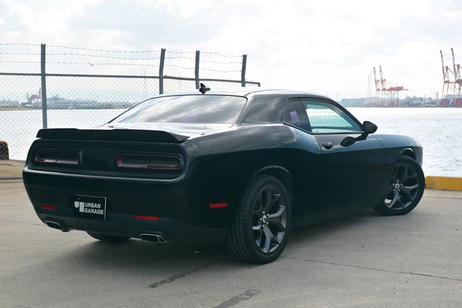 DODGE CHALLENGER SXT PLUS、ダッジチャレンジャー SXT PLUS