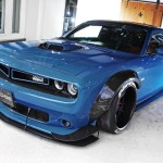 LUXZ EDGE CUSTOMS CHALLENGER S、2015y DODGE CHALLENGER R/T PLUS SHAKER