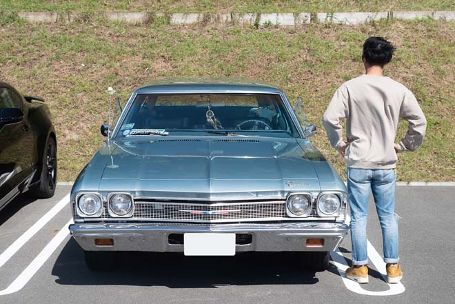 CHEVELLE WAGON / YJさん