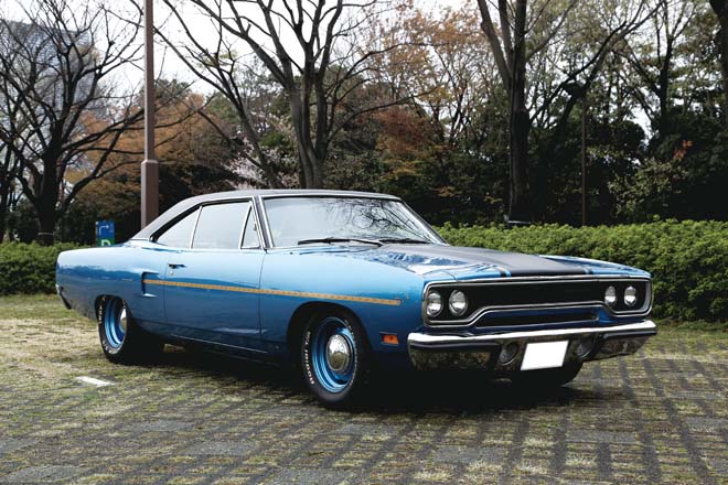 1970 PYMOUTH ROADRUNNER