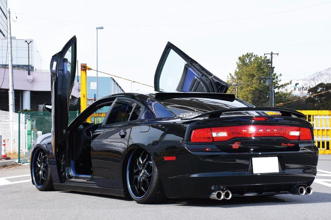 2014 DODGE CHARGER Blacktop Package、2014 ダッジチャージャーブラックトップパッケージ