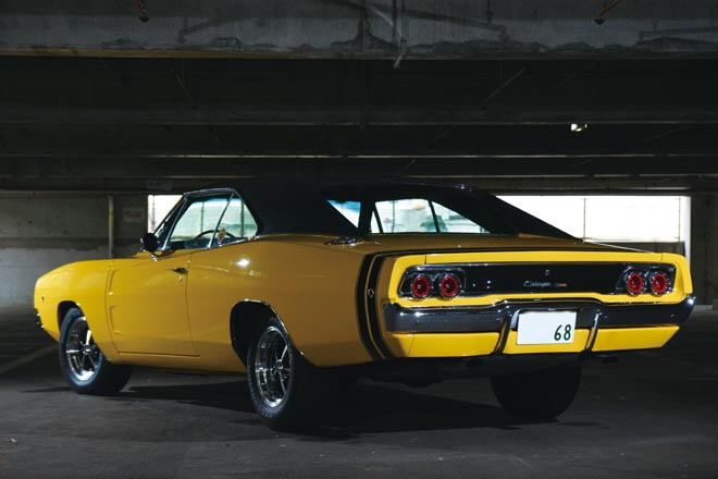 1968 DODGE CHARGER、1968ダッジチャージャー