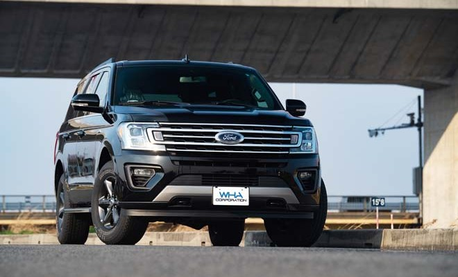 2018y FORD EXPEDITION XLT、2018y フォードエクスペディションXLT