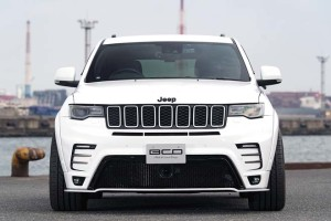Jeep Grand Cherokee by BCD