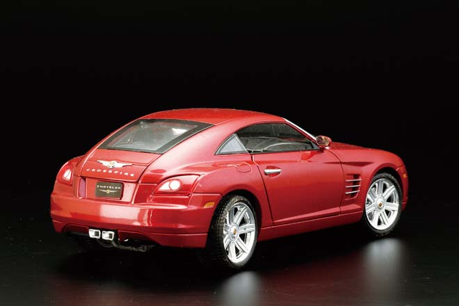 1/18 2005 CHRYSLER CROSSFIRE