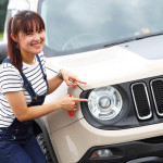 アメマガガール、JEEP RENEGADE TRAILHAWK