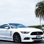 RK SPORT GLASS FIBER BODY KIT FOR FORD MUSTANG