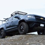 CHEVROLET COLORADO ZR2、シボレーコロラドZR2