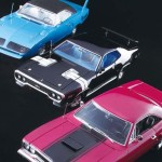 PLYMOUTH 1/18 scale MINIATURES