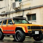 JEEP XJ CHEROKEE LAX STYLE、ジープ チェロキー