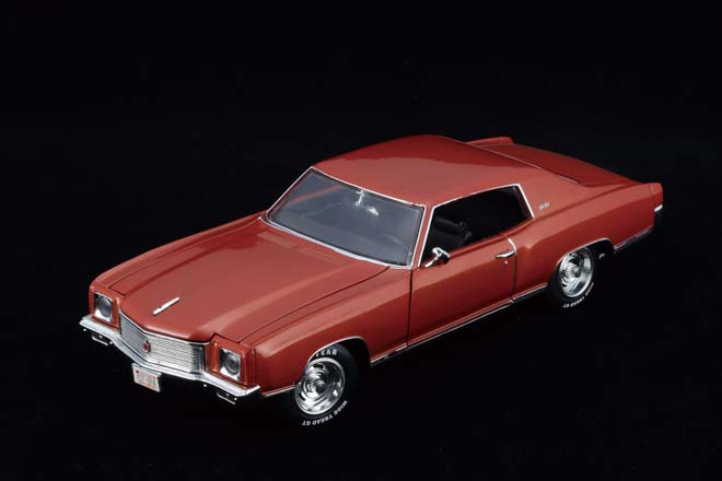 1971 CHEVY MONTE CARLO SS