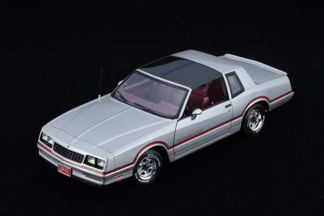 1985 CHEVY MONTE CARLO SS