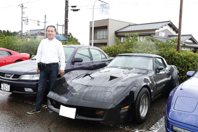 CORVETTE /chevy さん