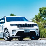 2017 ジープグランドチェロキー、2017 Jeep Grand Cherokee BCD Full Body Kit Style