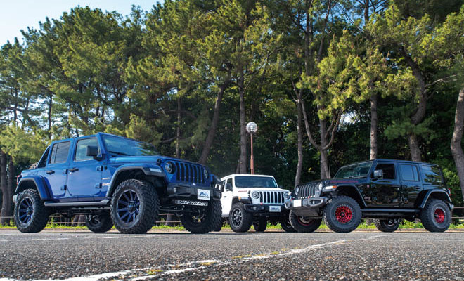 JEEP JLWRANGLER Wide Body Edition by WHA Corporation