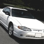 2002 Chevrolet Monte Carlo、2002 シボレー モンテカルロ