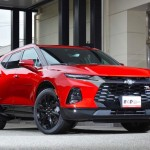 2019 ALL-NEW CHEVROLET BLAZER RS