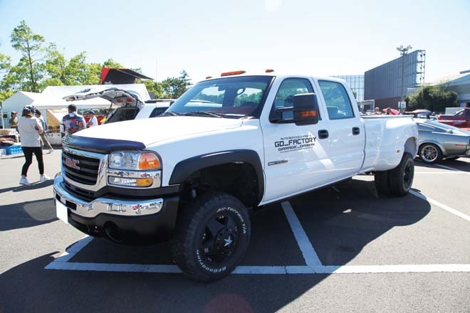 2007 GMC Sierra 3500 dually